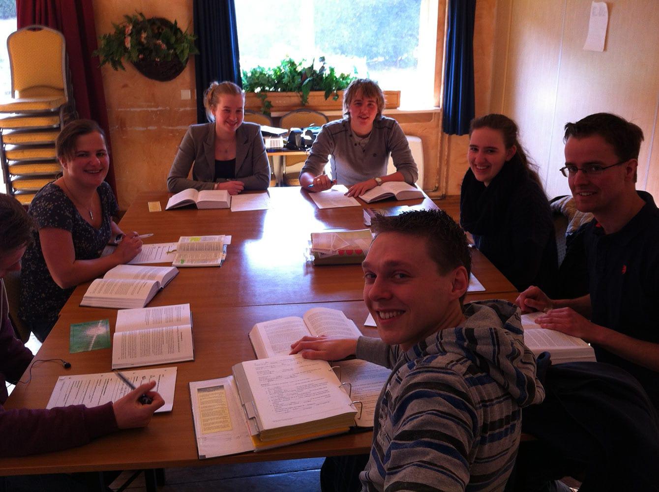 Bijbelschool Foundation 4 Life – 16 jaar