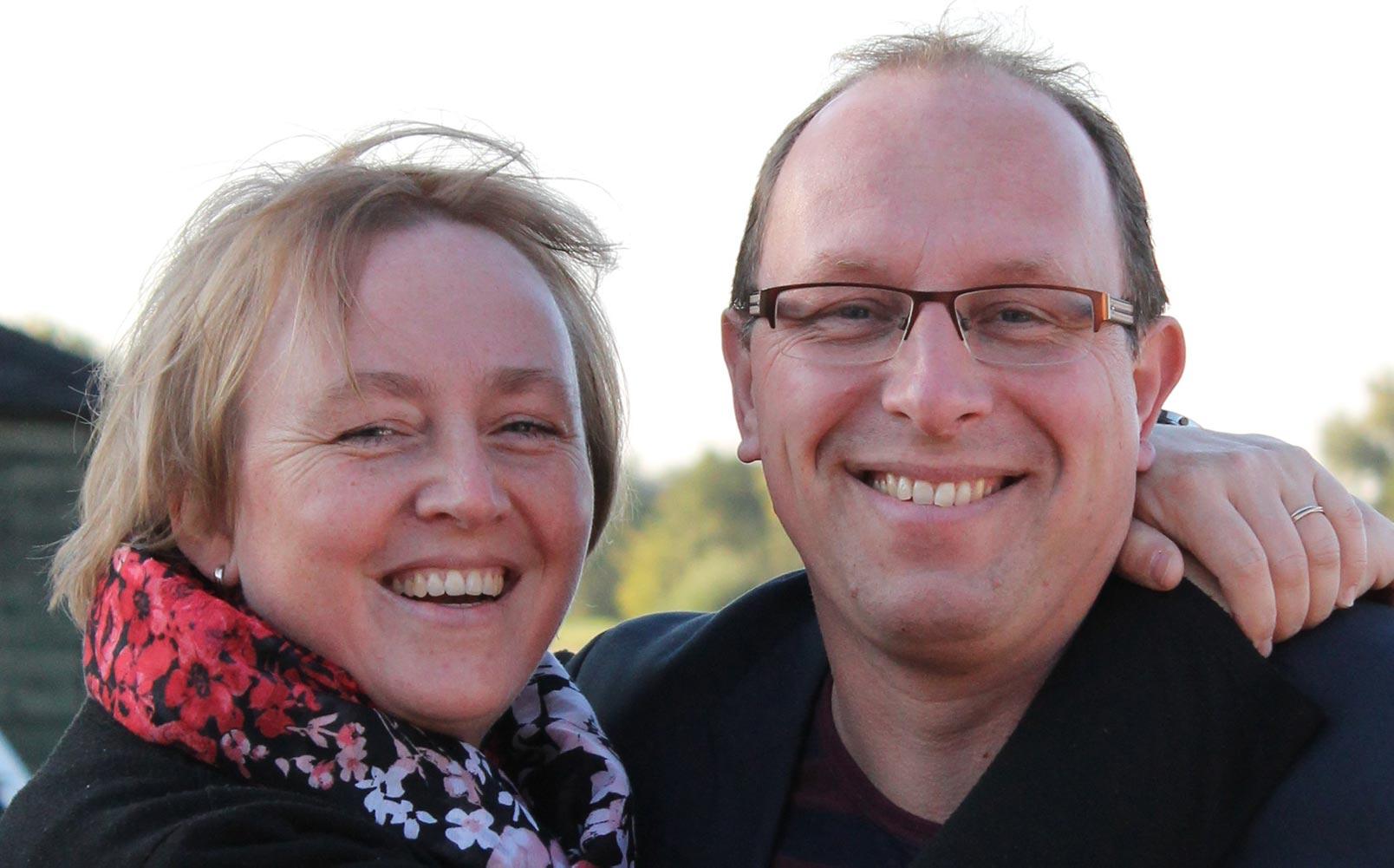 Bijbelschool Foundation 4 Life - Pieter en Kyra Zwart