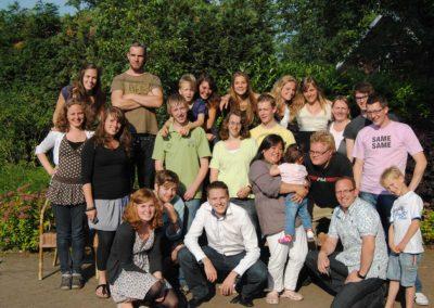 Bijbelschool Foundation 4 Life jaar 2010-2011