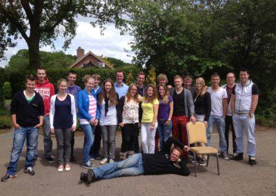 Bijbelschool Foundation 4 Life jaar 2011-2012